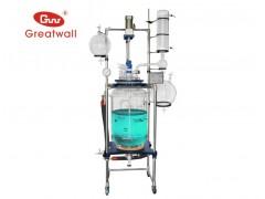 1-100L玻璃反应釜