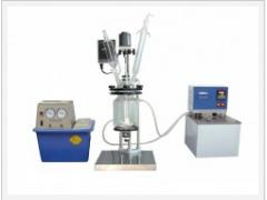 长沙实验室小型双层玻璃反应釜