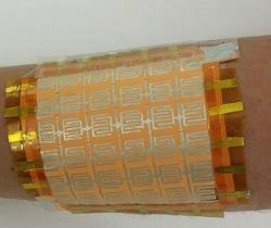 """又一款环境监测利器诞生 名叫""""纸皮肤"""""""