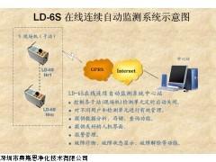 LD-6S在线连续自动监测系统中心站 多功能激光粉尘仪