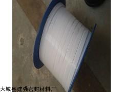 膨体四氟弹性带 聚乙烯四氟密封条 生料带