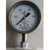 Y-150A/Z/MF(B)/316,不锈钢隔膜压力表