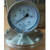 YPF-100B,不锈钢膜片压力表