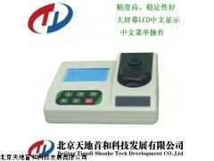 测量范围:8.00~100.00mg/L水中硫酸盐测定仪