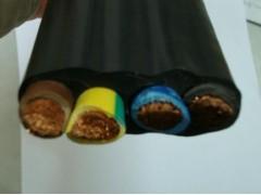 GKFB扁型橡套软电缆,GKFB3*50高压扁电缆