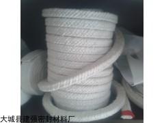 河北陶瓷纤维盘根厂家,耐高温陶瓷圆编绳