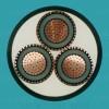 矿用铜芯交联电力电缆MYJV 3*150价格