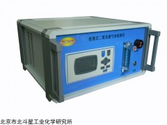 北京北斗星便携式二氧化碳气体检测仪功能