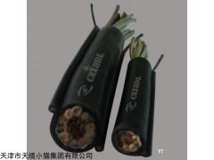 YQW-J加强型行车橡套电缆型号YQW-J耐油电葫芦电缆