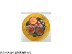 矿用橡胶电缆MCPT矿用屏蔽橡胶电缆标准 参数 型号
