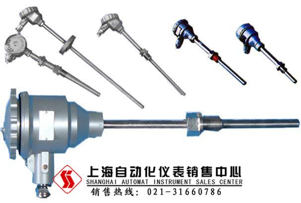 原理和结构 隔爆热电阻和装配式热电阻的结构