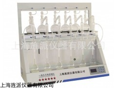 Jipad-ZL6新型一体化蒸馏仪
