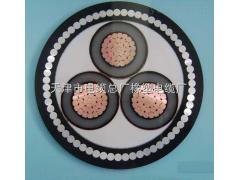 10KV-YJV32-3*150高压钢丝铠装电力电缆