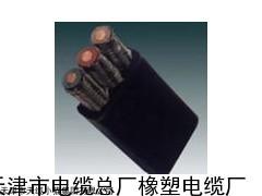 橡套扁电缆YBFP移动编织屏蔽橡套扁平电缆订购价格