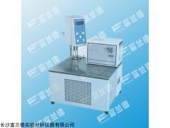 润滑油低温布氏粘度测定仪GB/T11145低温旋转粘度计