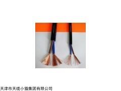 RVVP屏蔽电缆线RVVP软芯音频通讯电缆