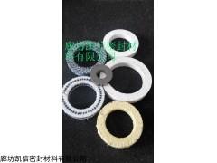 75*55*10mm北京芳纶黑四氟混编盘根环
