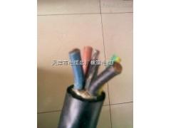 起重机电缆QXFW-J,QXFW-J钢丝加密电缆3*6