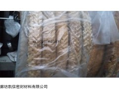 20*20mm牛油麻丝盘根和牛油棉纱盘根有哪些区别