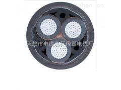 YJLV-10KV 1*300铝芯高压电缆参数及价格
