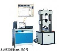 JG-WEW-1000D 微机屏显四柱液压万能试验机  厂家直销