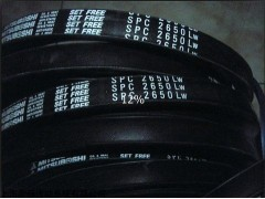 410PL多沟带/多楔带 410PL三星多楔带