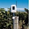戴维斯无线叶面和土壤湿度/温度气象站
