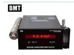 德国台式BMT964BT高浓度臭氧分析仪0-400g/Nm3