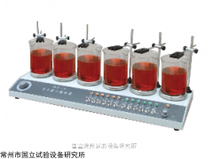 常州HJ-6多头磁力加热搅拌器厂家