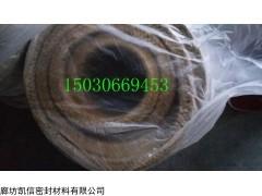 35*35mm纯牛油棉纱盘根厂家