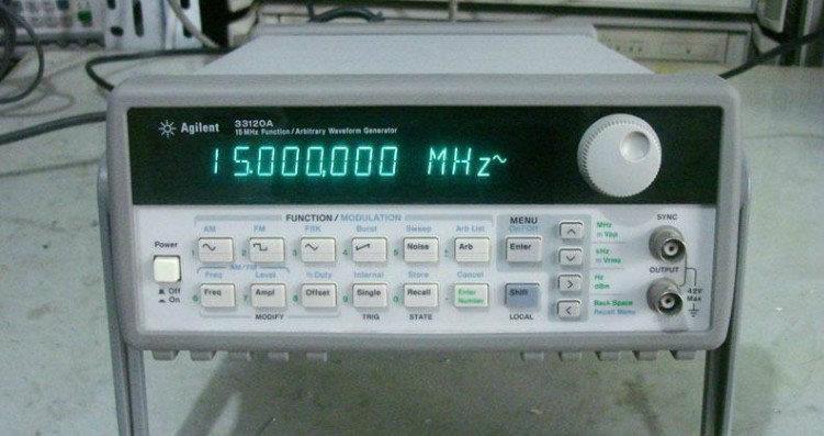 函数信号发生器仪器检测计量校准