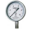 YE-100B、150B系列不锈钢膜盒压力表