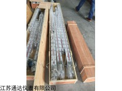 强碱磁翻板液位计生产过程