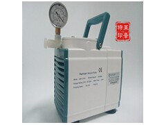 GM-0.33II无油隔膜真空泵,直销无油隔膜真空泵