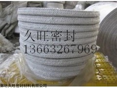 规格齐全陶瓷纤维盘根供应,耐高温陶瓷混编盘根