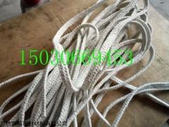 重庆12*12mm陶瓷盘根,重庆炉门防火密封专用陶瓷盘根