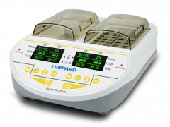 GT120S智能双温干式恒温器(金属浴)