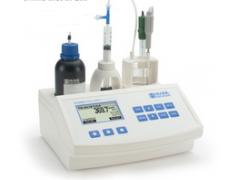 原装进口HI84531微电脑碱度滴定•酸度测定仪
