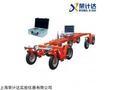 上海公路连续式八轮平整度仪、路面平整度测定仪