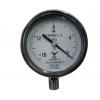 YE-100B膜盒压力表,不锈钢压力表