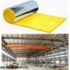 防火隔热憎水型玻璃棉毡 绿色节能防火材料