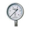 不锈钢膜盒压力表YE-100B