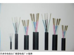 天津电缆自承式通信电缆HYAC电缆