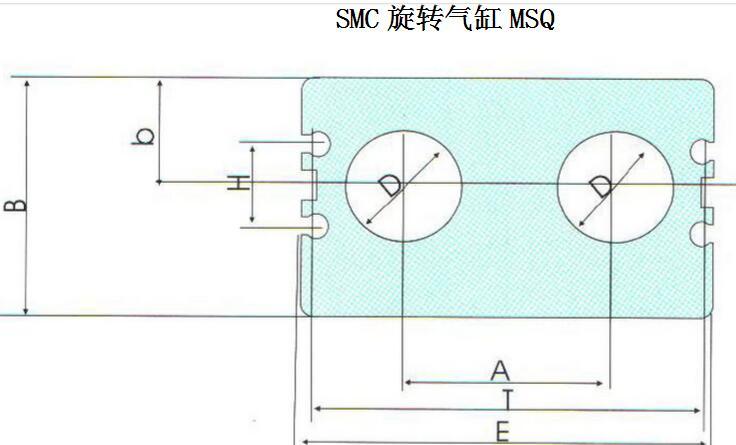 日本smc旋转气缸类型&smc标准气杆原理介绍图片