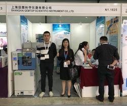上海喆图亮相analyticaChina慕尼黑上海分析生化展