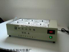 数显恒温水浴锅HH-6,数显恒温水浴锅技术参数