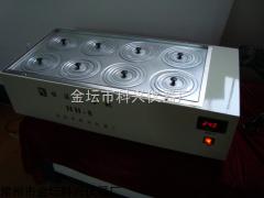 HH-8数显恒温水浴锅价格,数显恒温水浴锅深圳生产