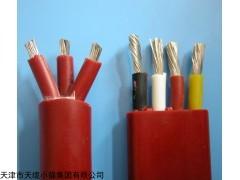 陕西YGCP铜丝编织屏蔽型硅橡胶电缆现货