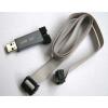 ISP单片机USB编程下载线  单片机USB调试下载线
