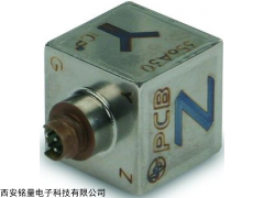 PCB经济型1000g三轴加速度计356A30西安代理